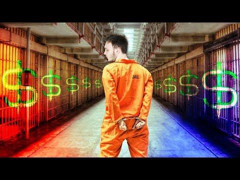 JAK VYDĚLAT PENÍZE VE VĚZENÍ? | Prison Architect #8 | HouseBox