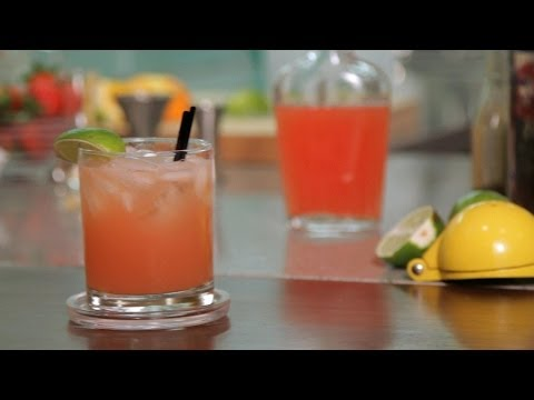 Video How to Make a Watermelon Margarita | Cocktail Recipes