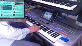 You Raise Me Up- Played On Tyros4&Psr-A2000