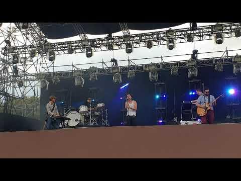 Lukas Graham (루카스 그레이엄) - Happy Home LIVE @ Slow Life Slow Live 슬라슬라 페스티벌 루카스 그레이엄 내한 공연