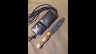 McIntyre Rig Survival Neck Knife