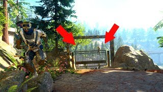 THEY WERE HIDING IN A GLITCH SPOT OUTSIDE OF THE MAP?!?! HIDE N' SEEK ON BLACK OPS 3