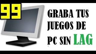 EL MEJOR PROGRAMA PARA GRABAR JUEGOS EN PC(SIN LAG) FRAPS+DESCARGA