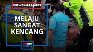 Kesaksian Sopir Truk Kecelakaan Maut di Tol Cipali yang Tewaskan 10 Orang, Ternyata Ini Penyebabnya