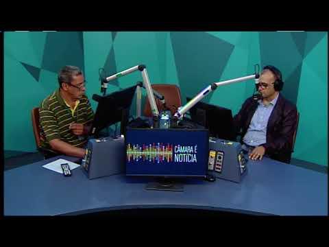 Câmara é Notícia 21h | Veto de Bolsonaro a projeto feminino - 11/10/2019