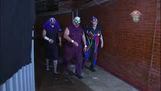 Lucha Callejera En Guerra De Titanes AAA