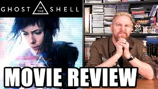 GHOST IN THE SHELL (2017) MOVIE REVIEW - Happy Console Gamer