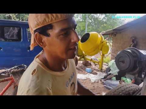 Marvin Nos Muestra Como Funciona La Desgranadora De Maiz y Maicillo 1