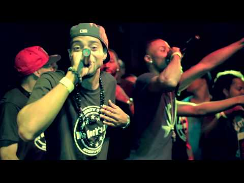 """We Workin Ent"" King Kollision x D-Werd - She Bad/Fucks Wit Em(live performance)"