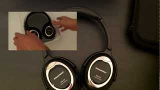 Blaupunkt CN-112 Comfort Active Noise Canceling headphones Review, sound test and thoughts