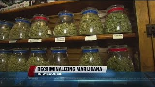 State Rep. hopes to decriminalize small amounts of marijuana in Wisconsin