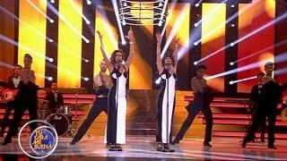 Ana Morgade Y Anna Simon Imitan A 'Azúcar Moreno' - TCMS4