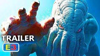 PS4 - Call Of Cthulhu Trailer (E3 2017)
