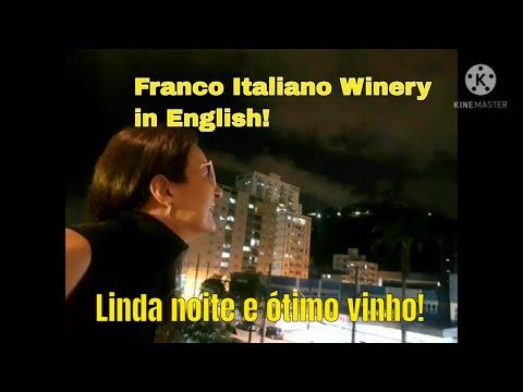 VINHOS TINTO E  VINCOLA FRANCO ITALIANO