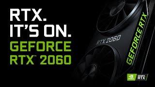 PNY GeForce RTX 2060 XLR8 Gaming OC Twin Fan, 6GB GDDR6, DVI, HDMI, DP  (VCG20606DFPPB-O)
