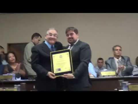 Sessão Solene dia 27 de Março de 2017 Juquitiba 52 anos - Homenageados