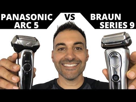 External Review Video BFR4_A4Ia1s for Panasonic ES-LV97 & ES-LV67 Responsive Five-Blade Shavers