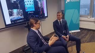 Intervjuu värske börsiettevõtte juhi Viljar Arakasega