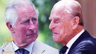Princes Charles' heartbreaking admission about dad Philip | Royal Insider