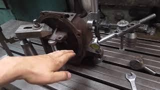 Поворотный кулак УАЗ -ремонт сошки