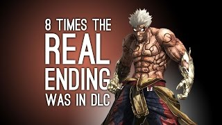 8 Times the Real Ending Was in Premium DLC