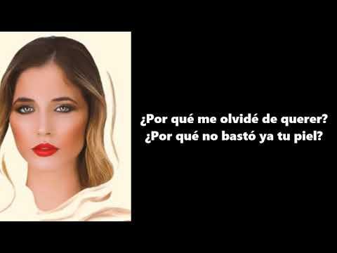 Por Qué - MIREYA BRAVO- LETRA