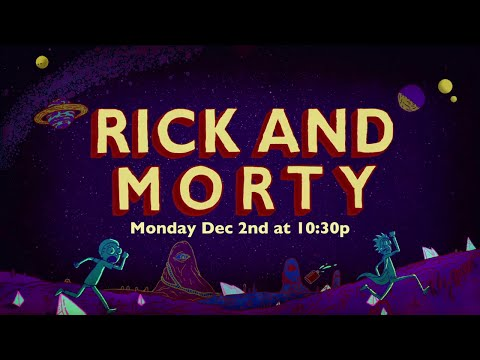 Rick a Morty: Trailer
