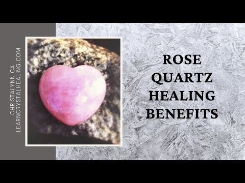 Video Healing with Rose Quartz