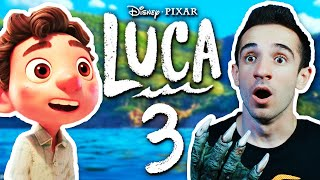 LUCA IN REAL LIFE 3!