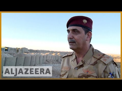 🇮🇶Iraqi military boosts defences against ISIL at border with Syria l Al Jazeera English