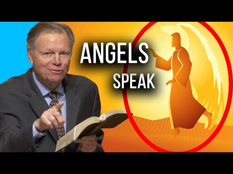 When Angels Speak to Us | Sermon | Mark Finley