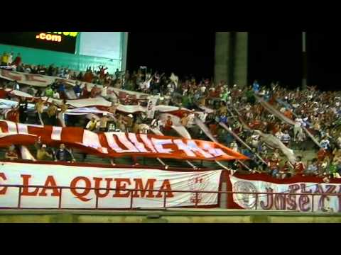 """- Clásico Verano- Video II- Huracán 3 vs San Lorenzo 1Huracán TV -"" Barra: La Banda de la Quema • Club: Huracán"