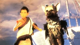 The Last Guardian: Final Boss Fight and Ending (1080p 60fps)