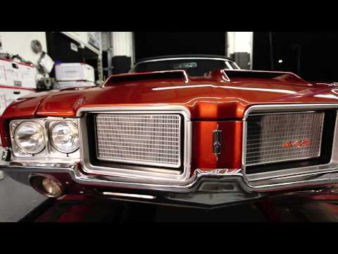 Cali Wheels 1972 Oldsmobile 442 Cutlass HD 1080p