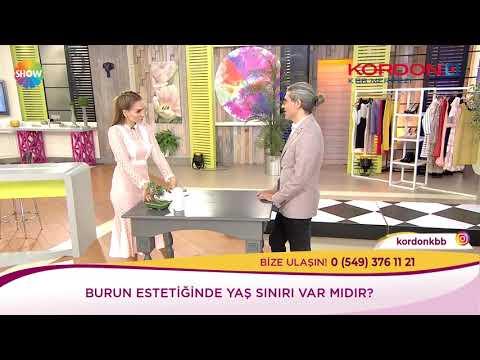 Can Ercan - Her Burun Estetiği Kapalı Olur Mu - Show Tv Kendine İyi Bak