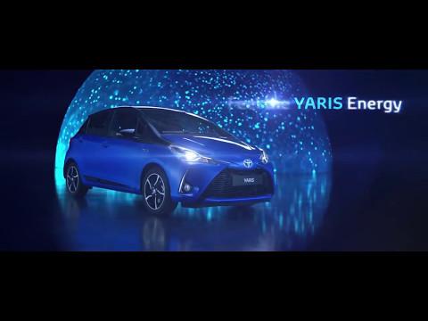 Toyota  Yaris Хетчбек класса B - рекламное видео 2