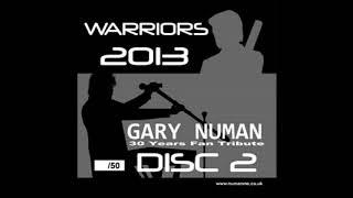 Warriors 2013 Gary Numan 30 Years Fan Tribute Disc 2