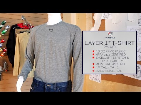 Layer One Performance shirt M010T
