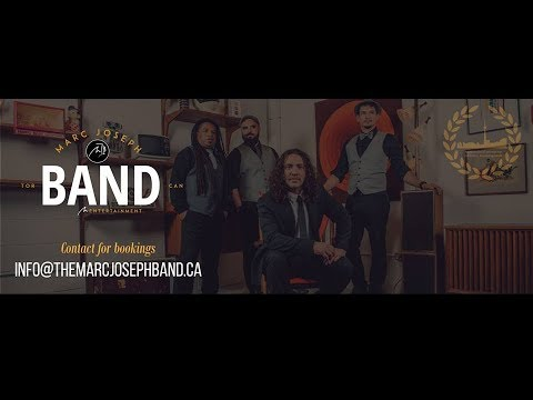 The Marc Joseph Band 2014 Promo