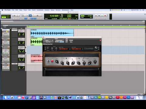 Getting Started in Pro Tools 11 - YouTube