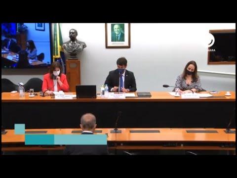 Comissão externa debate  telemedicina no pós-pandemia - 25/06/20