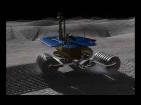 Robots To Draw Ads On The Moon's Surface, Must Be Stopped Now