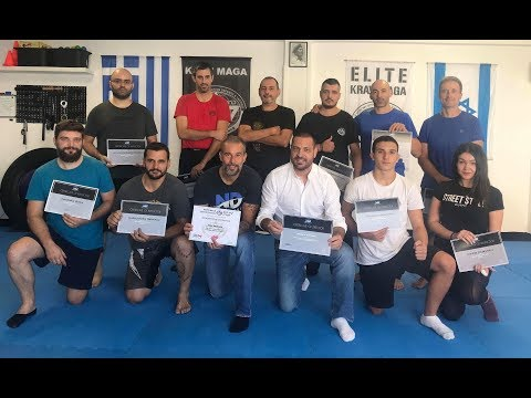 SELF DEFENSE INSTRUCTOR COURSE CERTIFICATION - YouTube