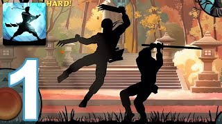 Shadow Fight 2 Special Edition - Gameplay Walkthrough Part 1 - Sensei