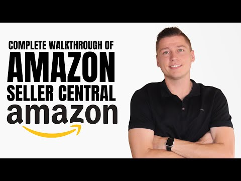 (Watch Before Starting!) - Amazon Seller Central Tutorial 2021   How ...