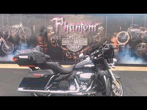 2021 Harley-Davidson Ultra Limited FLHTK