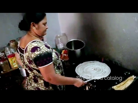 How To Homemade Dosa || Popular South Indian Breakfast Recipe || Street Food Catalog