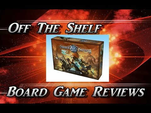 Off The Shelf Board Game Reviews - Sword & Sorcery - The Review