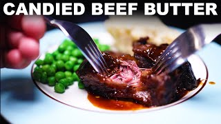 Glazed Braised Short Ribs