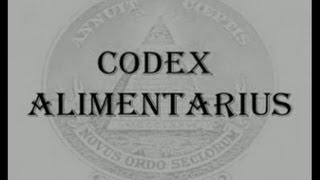 (KillerSpray.com) AGENDA21 Codex Alimentarius [Ian Crane]